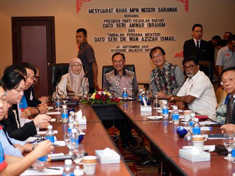 PKR Tiada Masalah Azmin Hadir Ke Majlis Bersatu