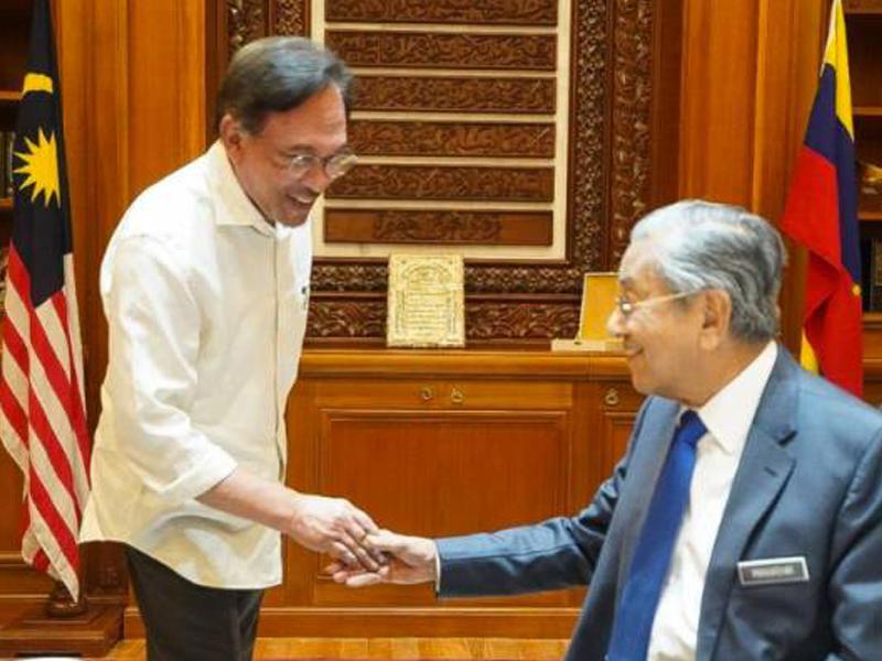 Anwar Jadi PM, Wawasan 2020 Bakal Tercapai