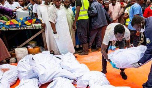 27 Kanak-Kanak Sedang Belajar Al-Quran Maut Kebakaran