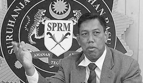 Ucapan Takziah SPRM Kepada Bekas Ketua Pesuruhjaya