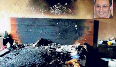 Mayat Nazrin Dijumpai Tidak Seperti Mangsa Kebakaran Lain