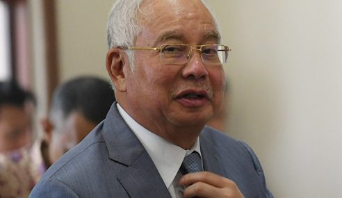 """""""Serang Saya, Bukan Serang DPMM,"""" Najib Bidas Khalid"""