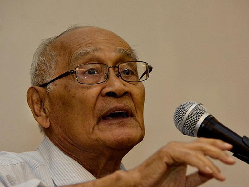 Jawatan PM: Mahathir Tidak Boleh Dipercayai – Syed Husin