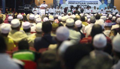 Ribuan Hadiri Jelajah Ceramah Umum Himpunan Penyatuan Ummah