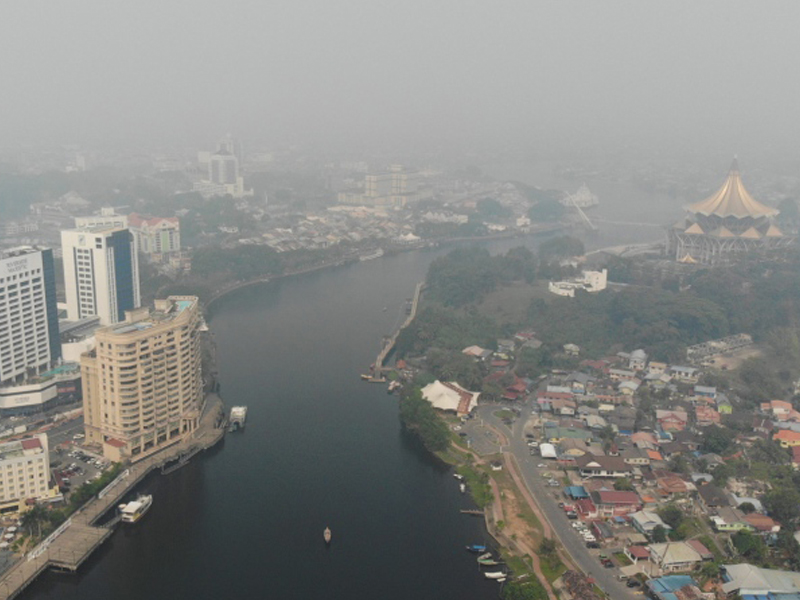 Jerebu: Darurat Bila IPU Melebihi 500 – Nadma