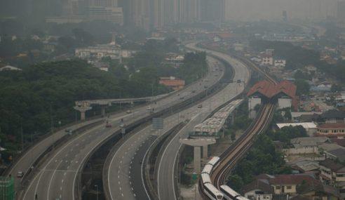 Jerebu: Bacaan IPU Semenanjung Menurun, Sarawak Meningkat
