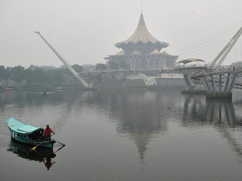 Jerebu: IPU Johan Setia Turun, Kuching, Samarahan Kekal