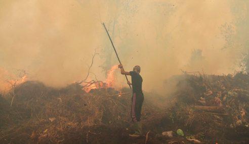 Jerebu: Riau Diisytihar Darurat, IPU Melebihi 500