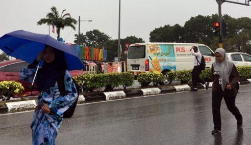 Jerebu, Gangguan Air, Rakyat Melaka Harap Hujan Berterusan