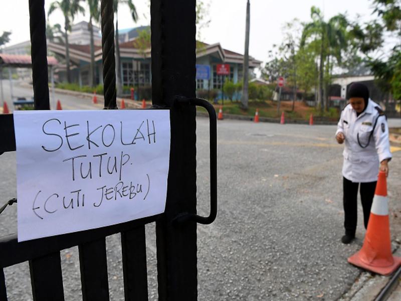 Jerebu: Semua Sekolah Di Putrajaya Masih Ditutup