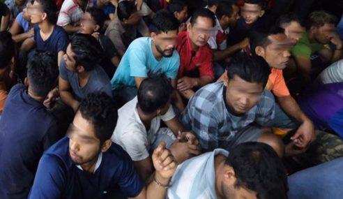Kerajaan Tanggung RM3.5 Juta Pendatang Asing Setiap Bulan