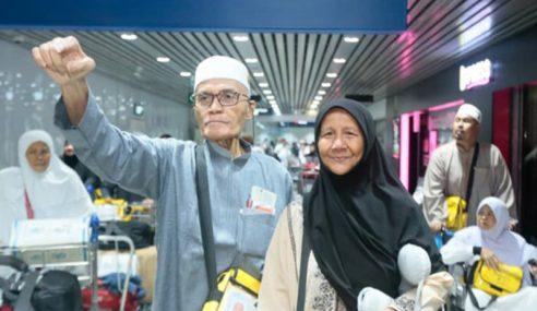475 Jemaah Haji Terakhir Selamat Pulang