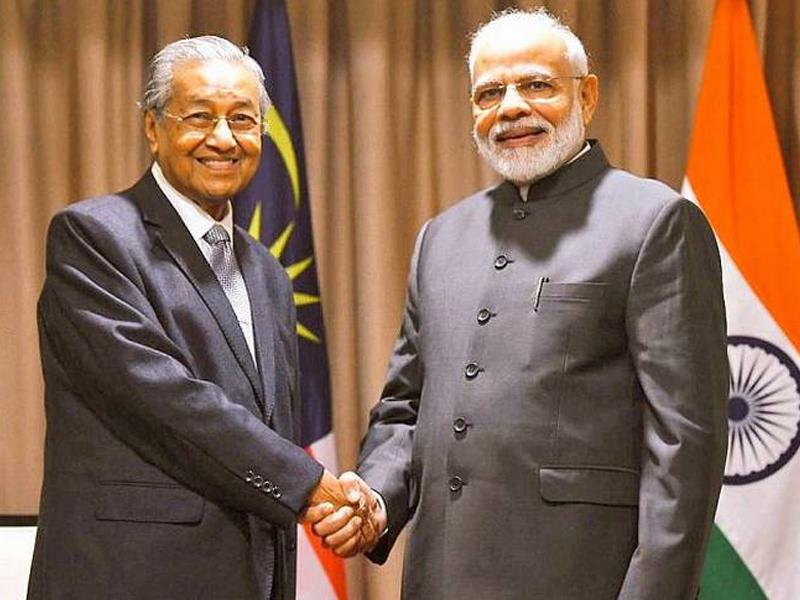 Mahathir Tegaskan Modi Tidak Minta Zakir Diekstradisi