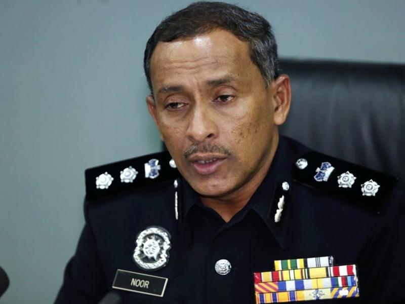 Polis Kesan Suspek Sumbat Bayi Dalam Mangkuk Tandas