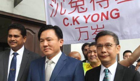 Perbicaraan Kes Rogol Exco Perak 11 November Depan