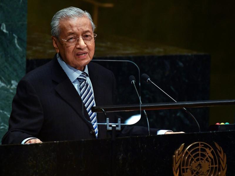 Permusuhan Terhadap Islam Ciptaan Israel – Mahathir