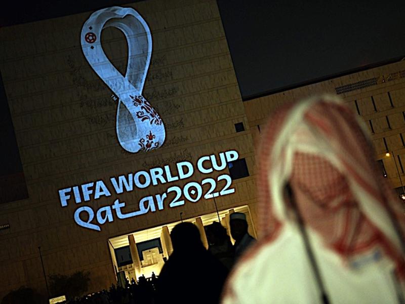 Qatar Lancar Logo Piala Dunia 2022