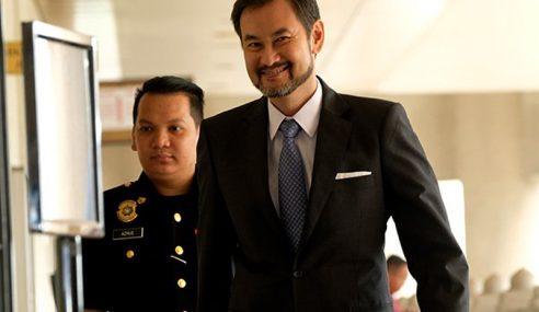 Sultan Mizan Murka, Gantung Terbitan IMTN RM5 Bilion