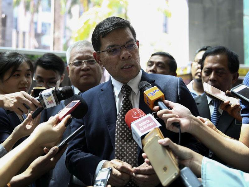 Saifuddin Enggan Buat Spekulasi Ganti Muhyiddin