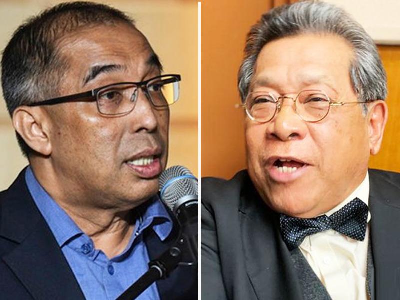 Salleh Said, Pandikar Amin Masuk PKR?