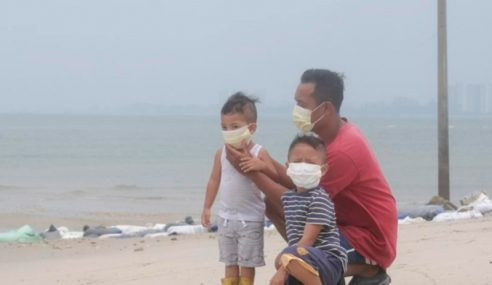 10 Juta Kanak-Kanak Berisiko Sakit Akibat Jerebu – UNICEF