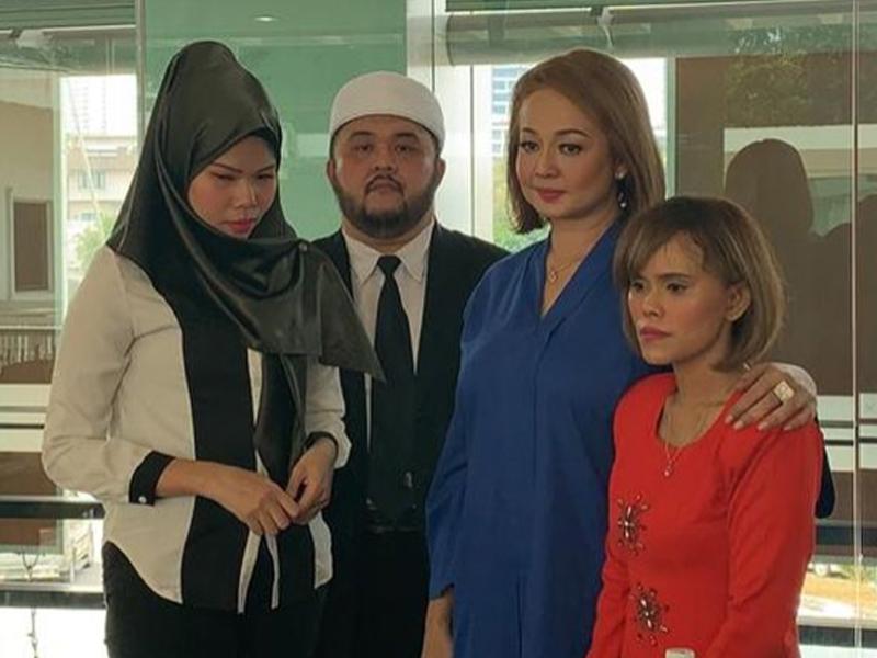 Suri Rumah Minta Maaf Malukan Anak Jasmin Hamid