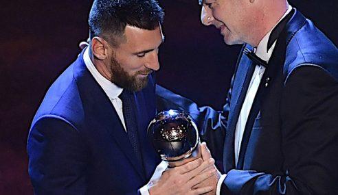 Anugerah FIFA: 3 Negara Dakwa Tidak Undi Messi