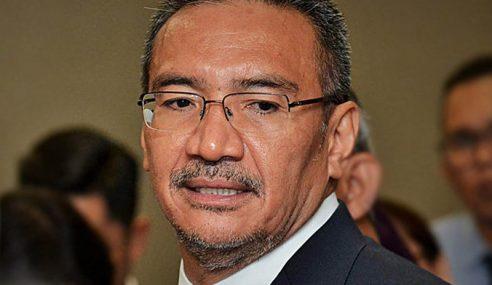 """""""Saya Telus Kongsi Maklumat MH370"""" – Hishammuddin"""