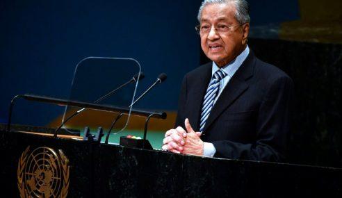 Ubah Suai Kuasa Veto Elak Salah Guna Kuasa – Mahathir