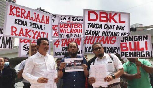 Pembekal Bahan Binaan Bumiputera Dakwa 'Dibuli' DBKL