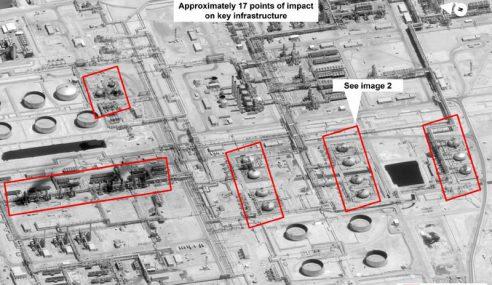 Bukti Tunjuk Iran Dalang Serangan Dron Di Arab Saudi