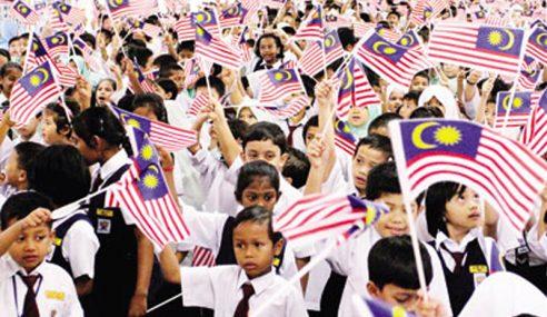 Pelajar Dimalukan Kerana Tidak Tahu Nyanyi Lagu Kebangsaan