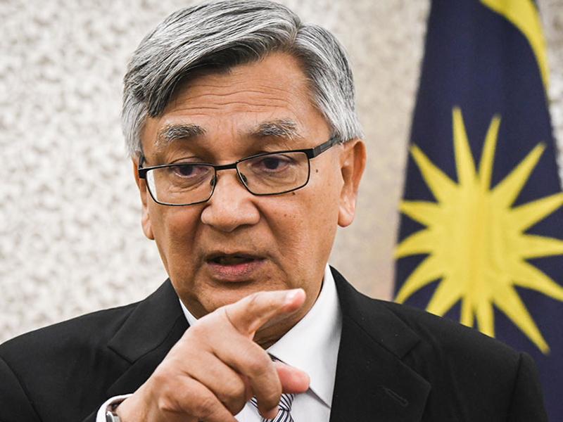Dewan Rakyat Maklum SPR Kekosongan Kerusi Parlimen Tg. Piai