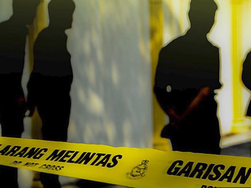 2 Suspek Kes Tembakan Di Rawang Ahli Kongsi Gelap 08