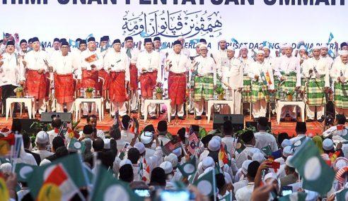 PAS-UMNO Perlu Dedah Senarai 'Kabinet' Lebih Awal