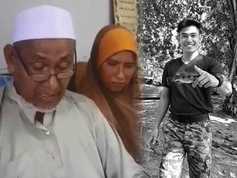 Bapa Rayu Keadilan Buat Muhammad Adib