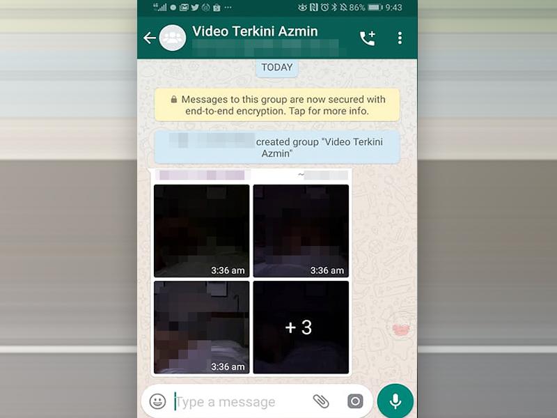 SKMM Siasat Wujud Kumpulan Sebar Video Lucah Terbaharu