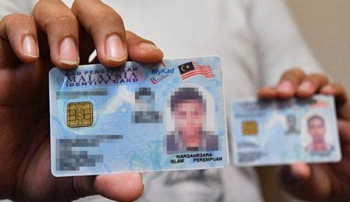 Jual MyKad: Pemuda UMNO Desak RCI Ditubuhkan