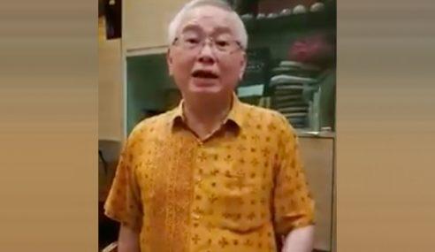 Lim Guan Eng Umpama 'Kera Kena Belacan'