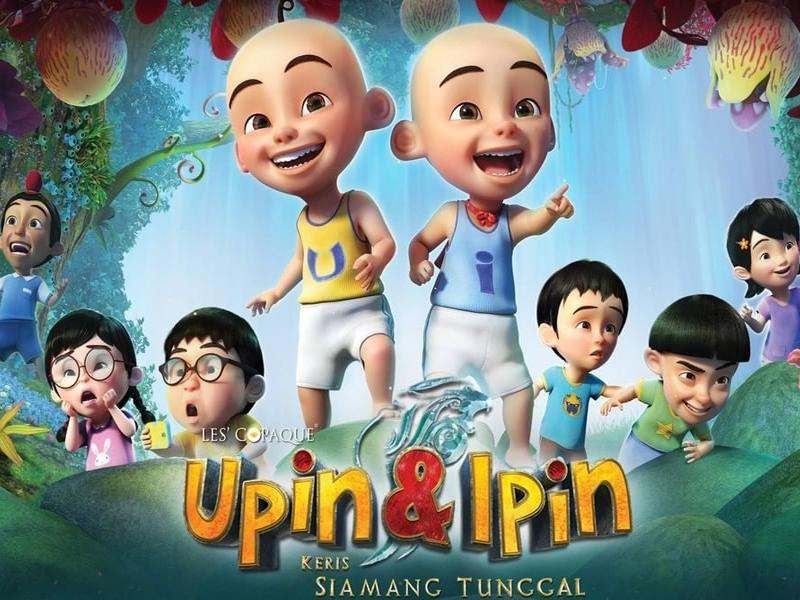 Upin & Ipin Menang Filem Cetera Terbaik Di Kanada