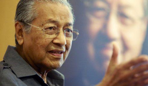 PAS Juga Kafir Apabila Kerjasama Dengan UMNO – Mahathir