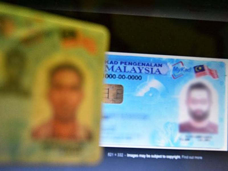 Pegawai JPN Ditahan Keluarkan Sijil Kelahiran, MyKad Tak Sah