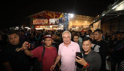 Selepas Piagam Muafakat UMNO-PAS, Sokongan Anak Muda Meningkat