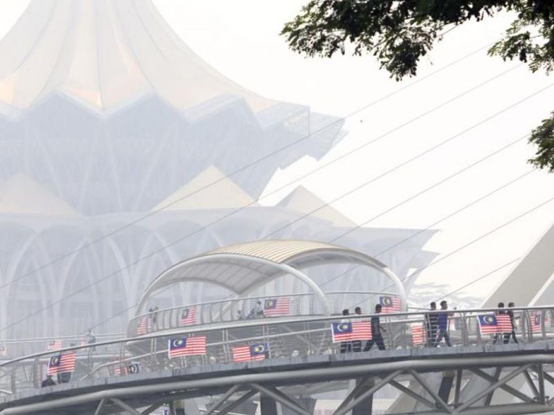 809 Sekolah Di Sarawak Ditutup Akibat Jerebu