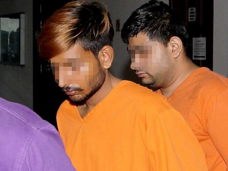 Reman Suspek Bunuh Pasangan Warga Emas Disambung 7 Hari