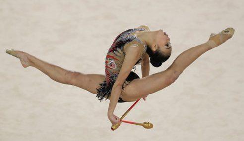 Gimnastik, Gimrama Bukan Sukan 'Ghairah'