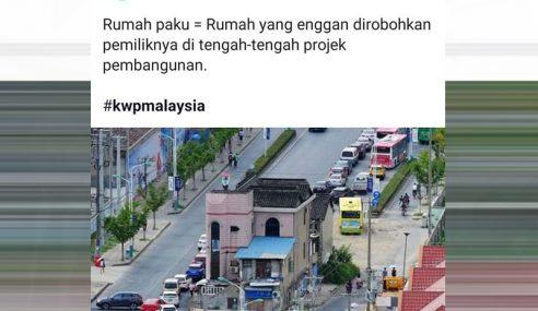 FB Kementerian Wilayah Persekutuan Mohon Maaf, Singgung Netizen