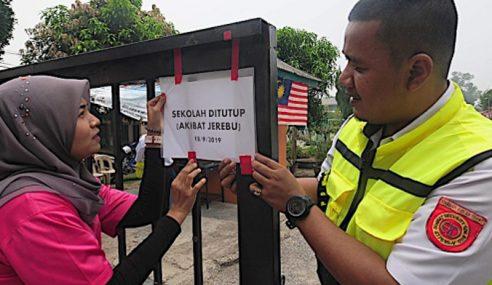 Semua Sekolah Di Selangor Ditutup Hingga Jumaat