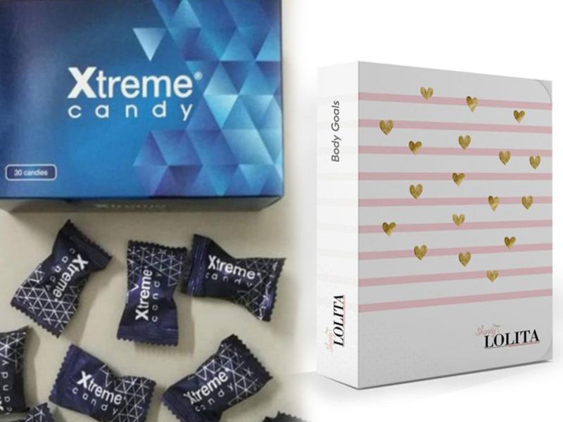 Jangan Beli, Ambil Produk Skinny Lolita, Xtreme Candy – KKM