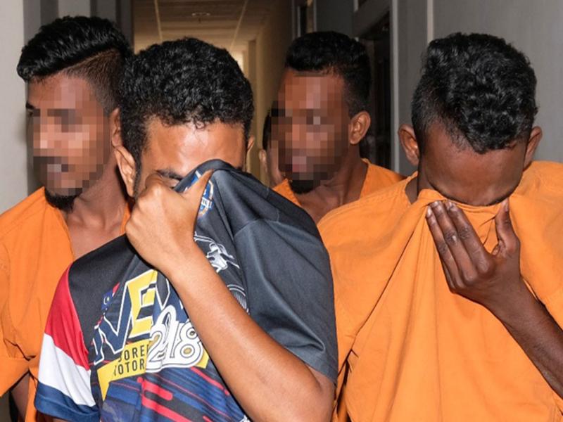Adakah 4 Suspek Kes Adib Masih Di Dalam Negara?